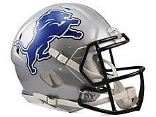 Detroit Lions Speed Authentic Helmet