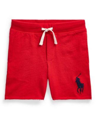 폴로 랄프로렌 보이즈 반바지 Polo Ralph Lauren Big Boys Pony Pull-on Short