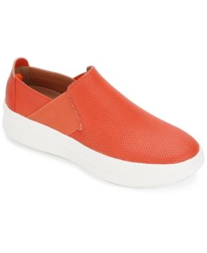 by Kenneth Cole Women's Rosette 2 Slip-On Sneakers Women's Shoes