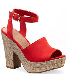 Fey Espadrille Dress Sandals, Created for Macy's