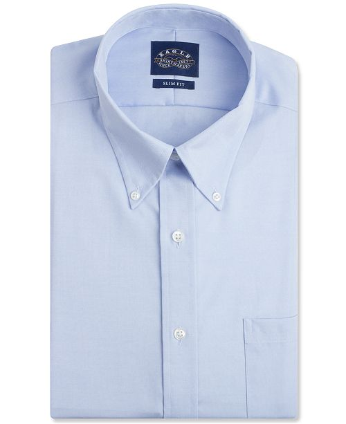 Boss Men S Slim Fit Cotton Twill Shirt
