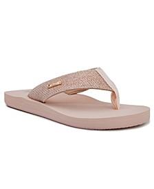 Women's Smirk Flip-Flops