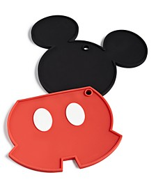Silicone Mickey Trivets, Set of 2
