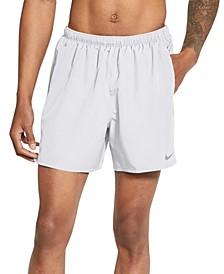 "Men's Challenger Brief-Lined 7"" Running Shorts"