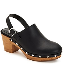 Truppie Platform Clogs, Created for Macy's