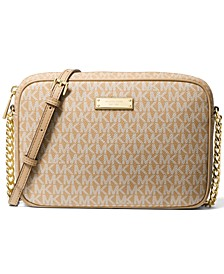 Signature Jet Set East West Crossbody