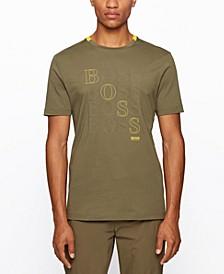 BOSS Men's Teeonic Regular-Fit T-Shirt