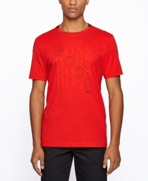 Hugo Boss BOSS MEN'S TEEONIC REGULAR-FIT T-SHIRT