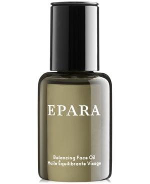 Balancing Face Oil