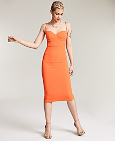 Bustier Midi Dress, Created for Macy's
