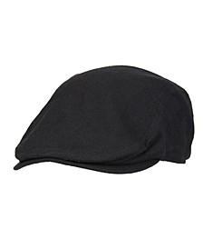 Men's Flat Top Canvas Ivy Hat