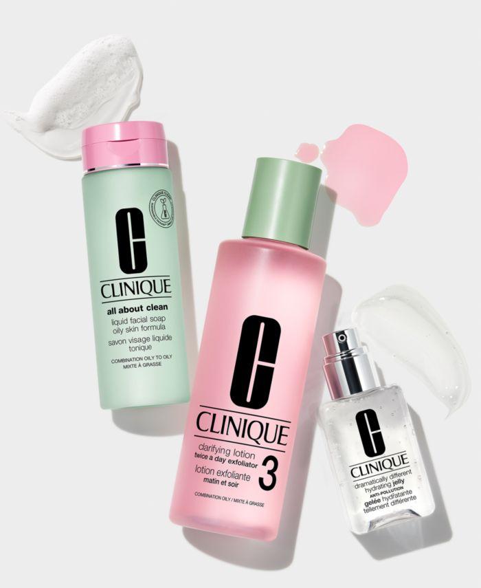 Clinique Jumbo Liquid Facial Soap Oily Skin Formula, 13.5 oz & Reviews - Skin Care - Beauty - Macy's