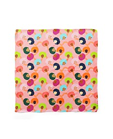Fro Friends Fabric Wrap