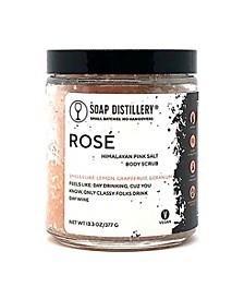 Rosé Himalayan Salt Body Scrub