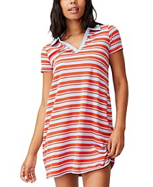 Women's Tina Polo T-Shirt Dress
