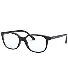 RY1900 Child Rectangle Eyeglasses