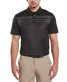 Men's Big and Tall Space-Dyed Polo