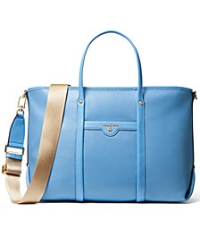 Beck Leather Convertible Tote