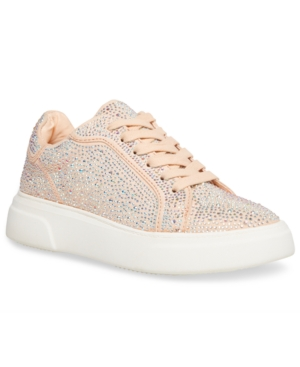 Coop Lace-Up Flatform Sneakers