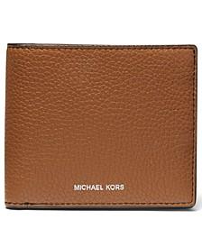 Men's Leather L-Fold Wallet