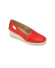 Women's Clo A-Line Espadrille Wedge Sandals