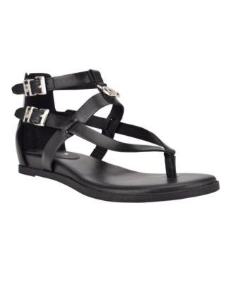 Women's Caura Strappy Flat Sandals