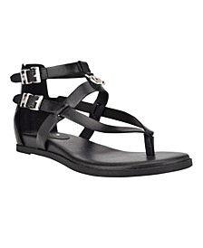 Women's Caura Strappy Flat Sandals