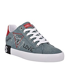 Women's Pathin Lace-Up Sneakers