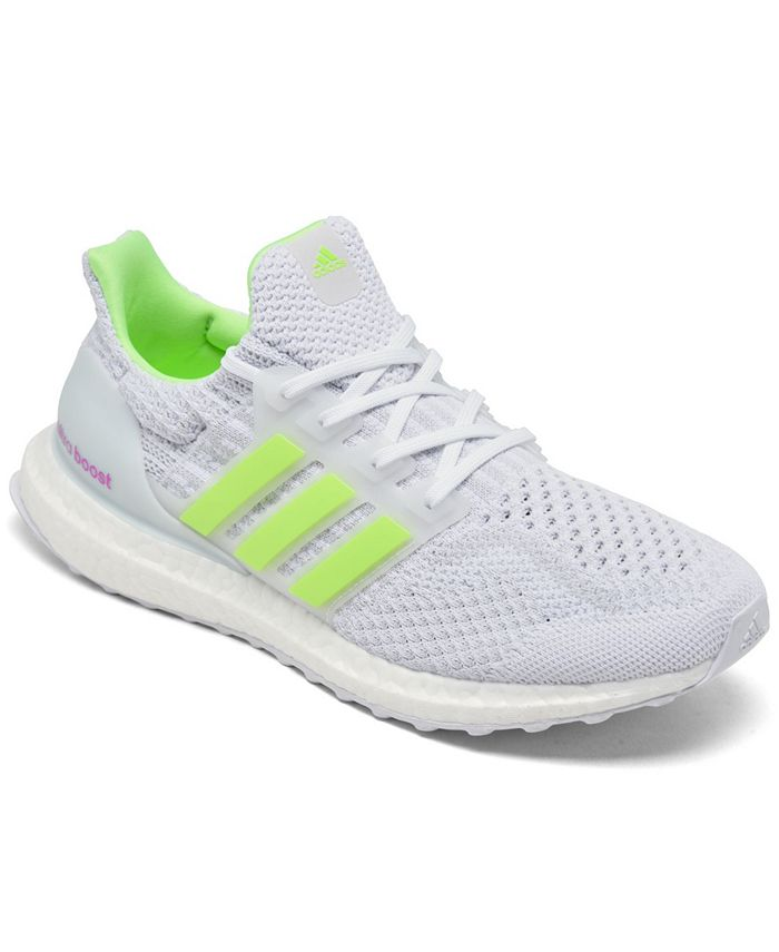 adidas Women's Ultraboost 5.0 DNA Primeblue Running Sneakers from ...
