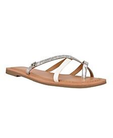Women's Corabel Toe Ring Flat Sandals