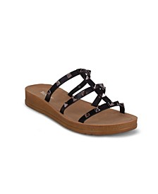 Women's Cove Studded Sandals