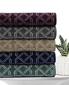 Ultimate MicroCotton Symmetry Bath Towel Collection, Created for Macy's