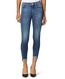 The Icon Cropped Jeans