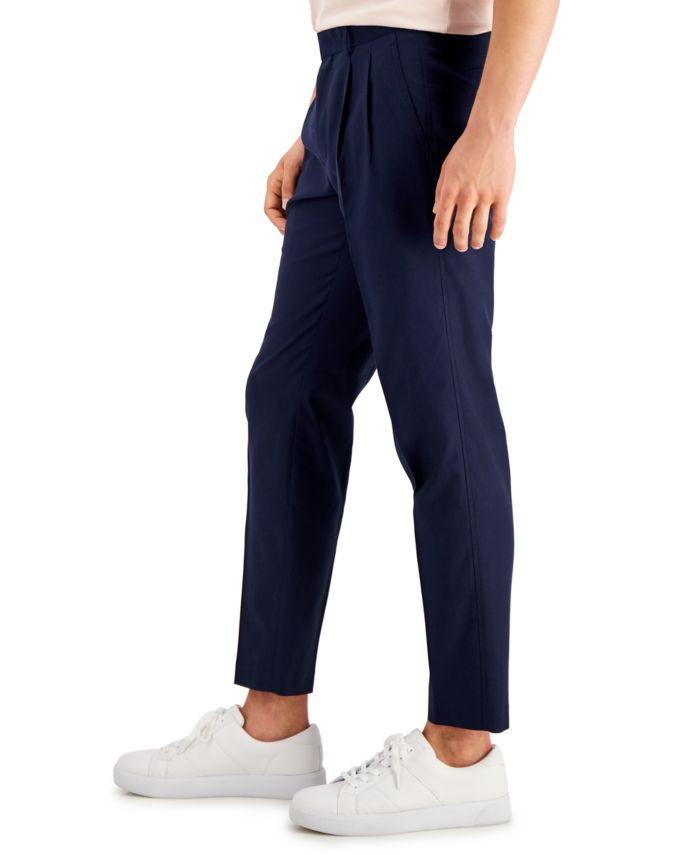 INC International Concepts INC Men's Safari Slim-Fit Tapered Pants, Created for Macy's  & Reviews - Pants - Men - Macy's
