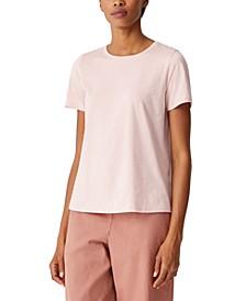 Organic Cotton T-Shirt, Regular and Plus Sizes