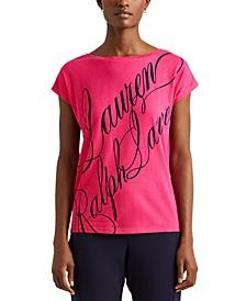 Plus Size Boatneck T-Shirt
