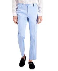 Men's Slim-Fit Tuxedo Pants, Created for Macy's