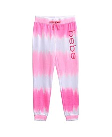 Bebe Girl Big Girls Yummy Fleece Jogger Pant