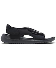 Little Boys Sunray Adjust 5 V2 Sandals from Finish Line