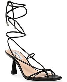 Women's Superb Tie-Up Dress Sandals