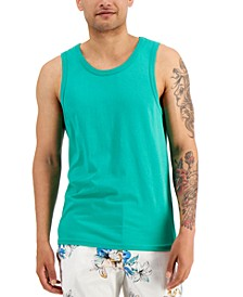 Men's Solid Tank, Created for Macy's