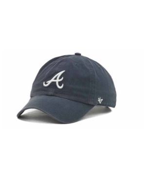 47 atlanta braves clean hat