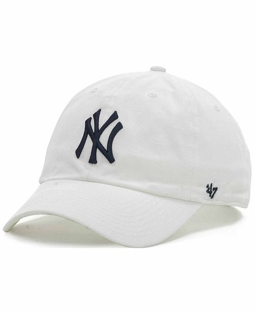 New York Yankees Clean Up Hat
