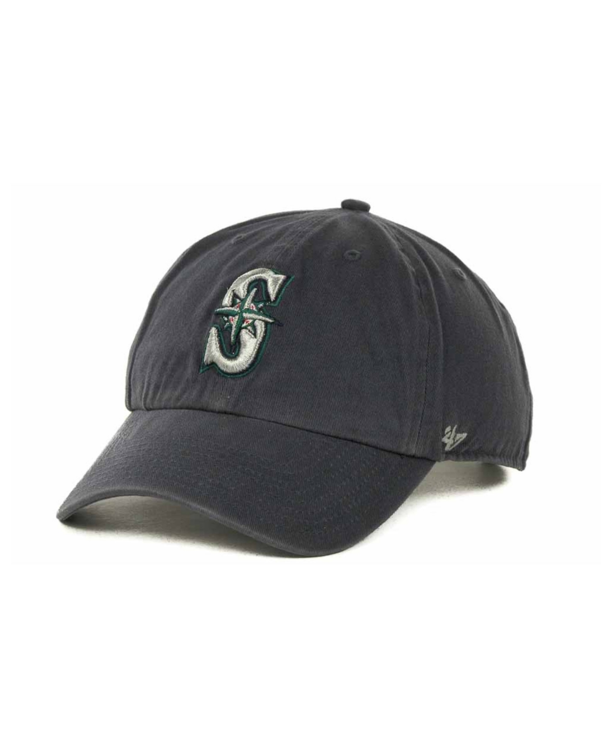 47 Brand Seattle Mariners Clean Up Hat