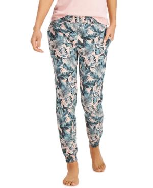 Cotton Jogger Pajama Pants