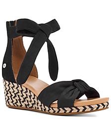 Women's Yarrow Espadrille Wedge Sandals