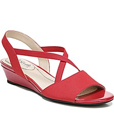 Yolo 2 Strappy Wedge Sandals