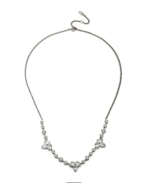 """Frontal Necklace 16"""" + 2"""" extender"""