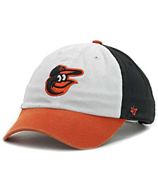 '47 Brand Baltimore Orioles Clean Up Hat