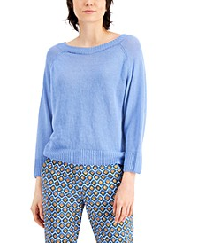 Turku Linen Sweater